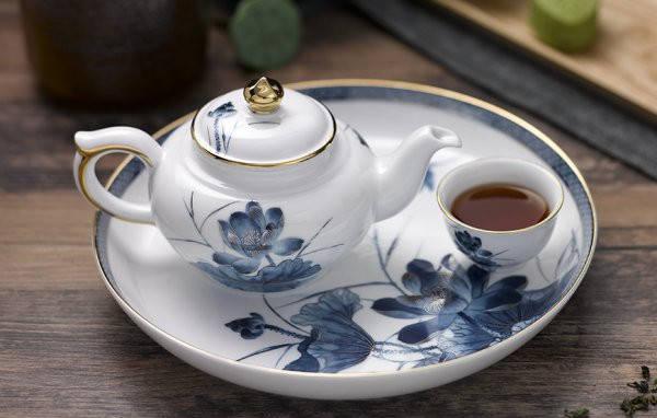Top 9 những bộ ấm trà gốm sứ cao cấp đẹp nhất hiện nay