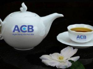 Bộ Trà Minh Long 0.7 L Mẫu Đơn Giá IN Logo ACB