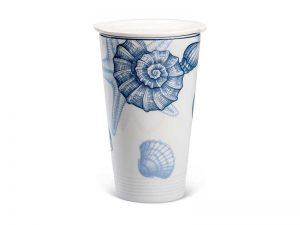ly sứ dưỡng sinh, ly sứ, cốc sứ minh long, ca trà, Ly sứ dưỡng sinh 0.48 L (K1) - Đại Dương