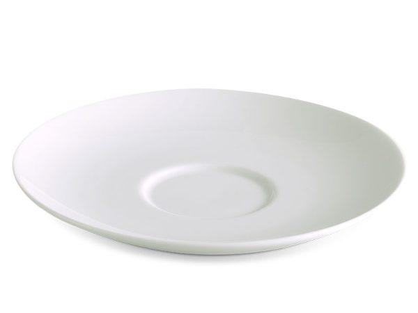 Dĩa lót chén súp 13 cm - Jasmine Ly's - Trắng Ngà