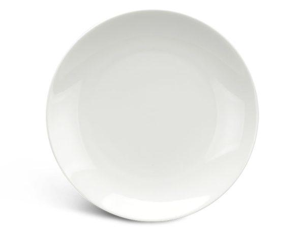 Dĩa tròn ảo 16 cm - Daisy Ly's - Trắng Ngà