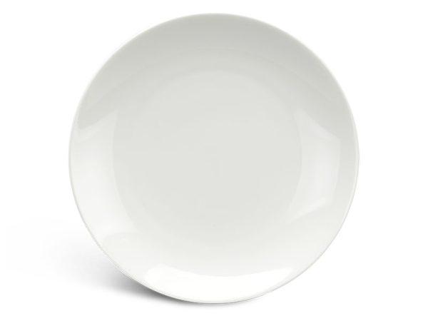 Dĩa tròn ảo 35 cm - Daisy Ly's - Trắng Ngà