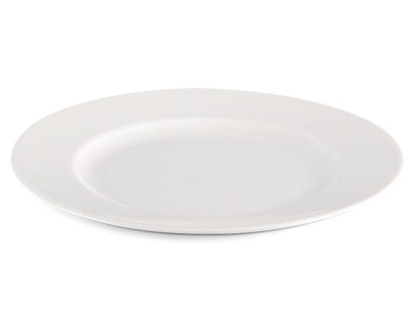 Dĩa tròn 28 cm - Jasmine Ly's - Trắng Ngà