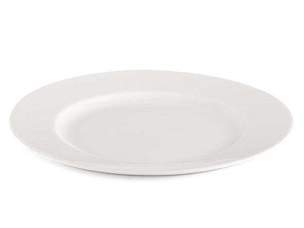 Dĩa tròn 31 cm - Jasmine Ly's - Trắng Ngà