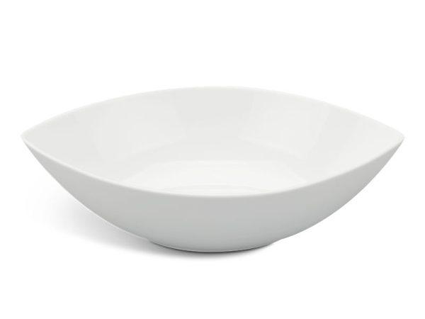 Tô oval 28 cm - Gourmet - Trắng Ngà
