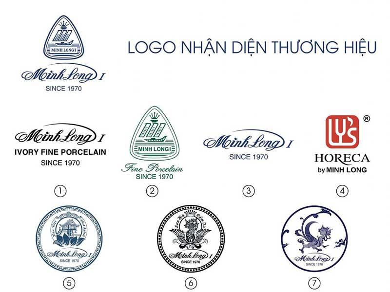 Địa chỉ mạng xã hội gốm sứ Minh Long online